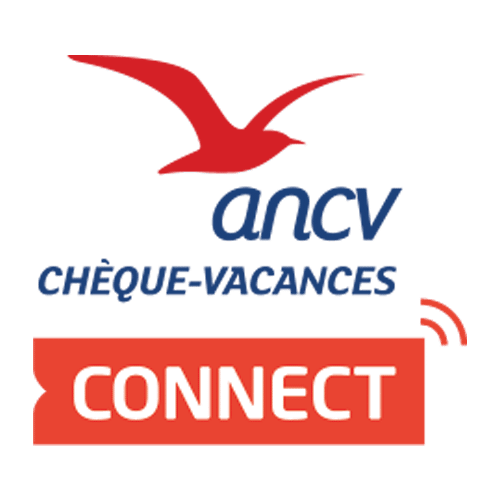 Paiment par ANCV Connect accepté