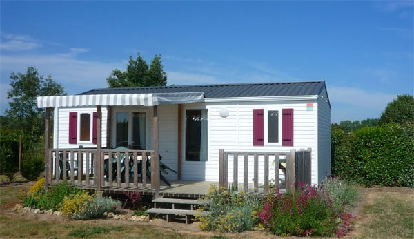 location mobil home vendée