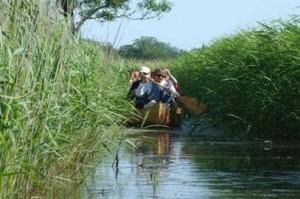 canoe vendée