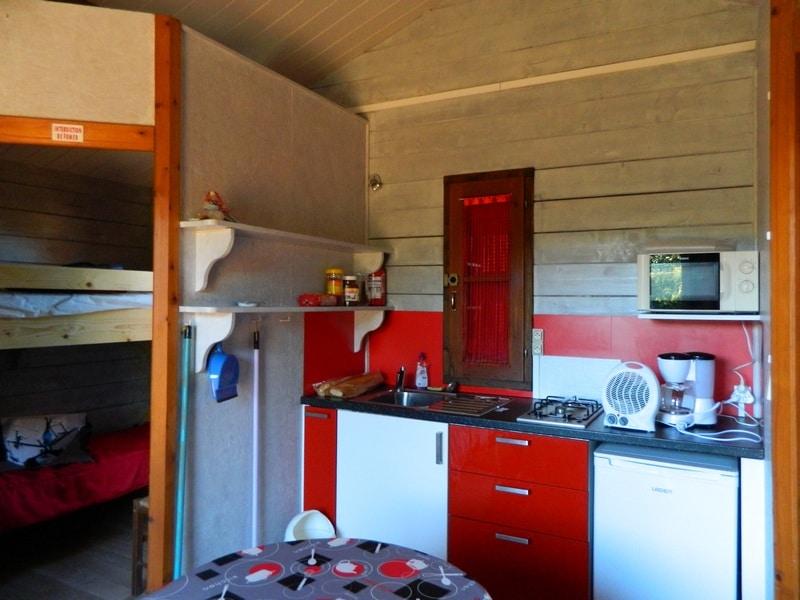 cuisine Eco 1 chambre