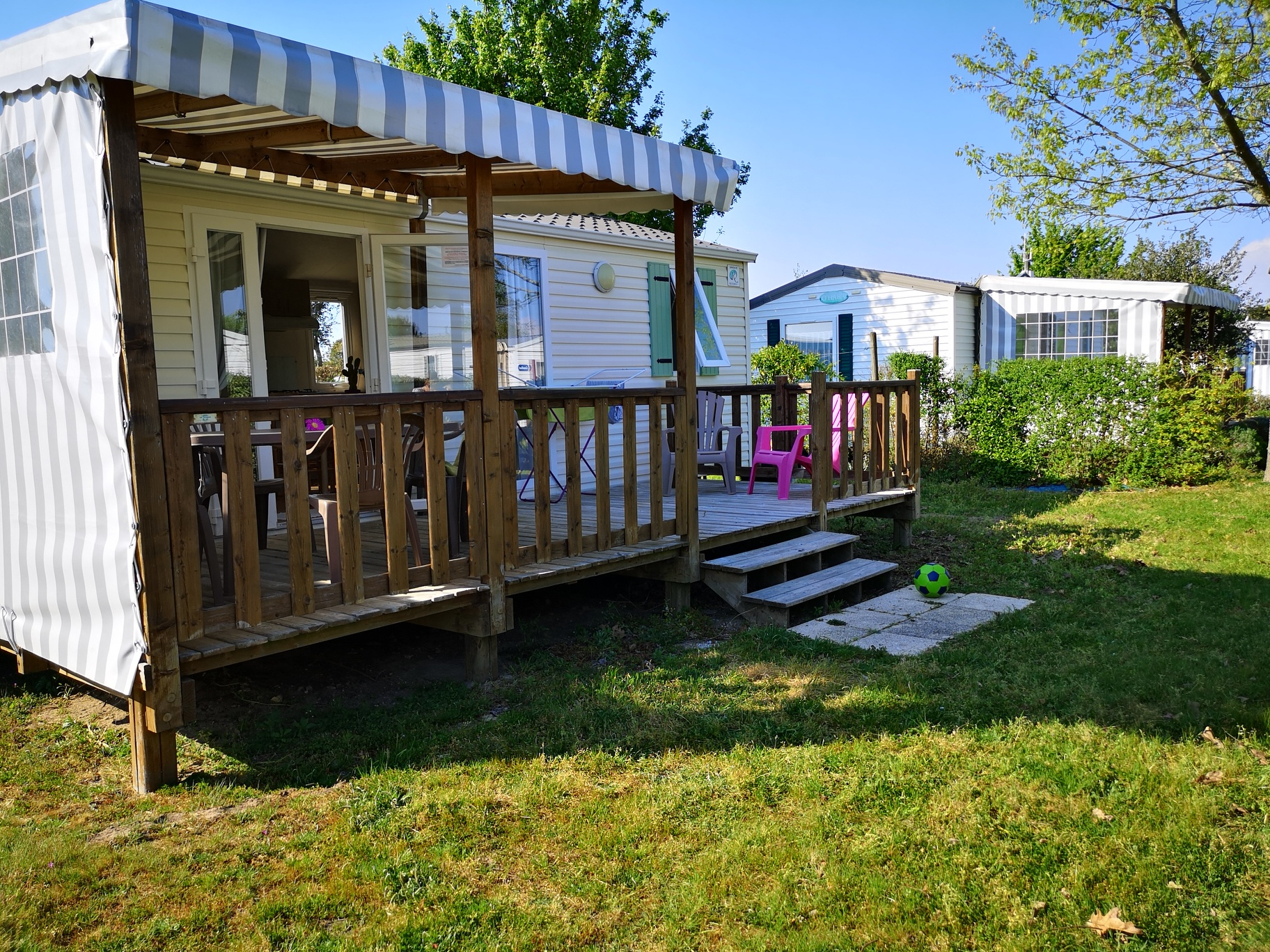 Mobile Home –  2 Chambres