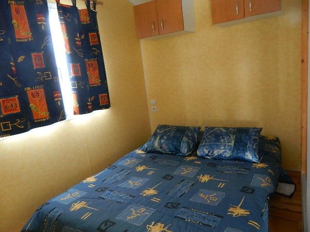 chambre lits double