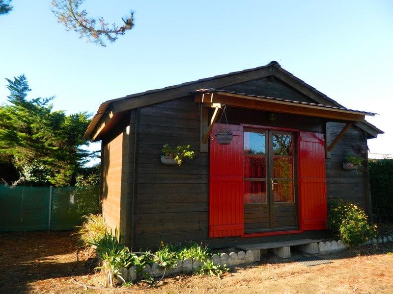 Location chalet Eco Vendée