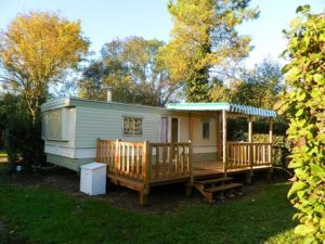 Location camping pas cher 2 chambres