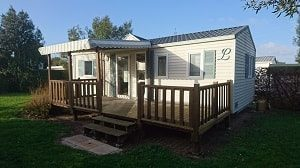 Vente Mobil home LOUISIANE  3 chambres