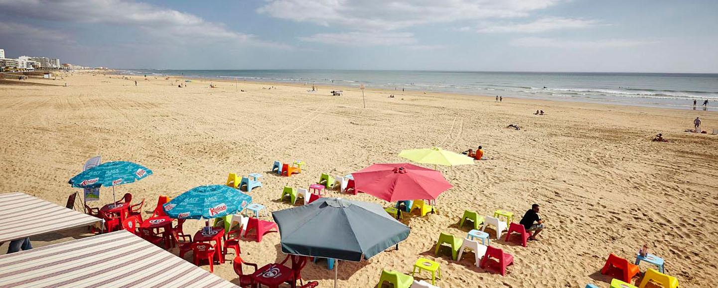 Un camping proche de la mer