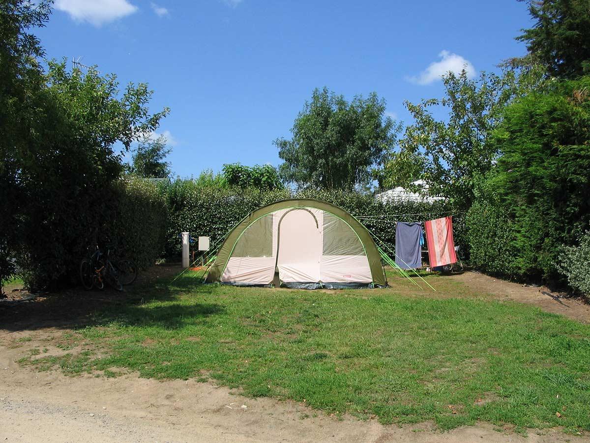 emplacement de tente en vendée