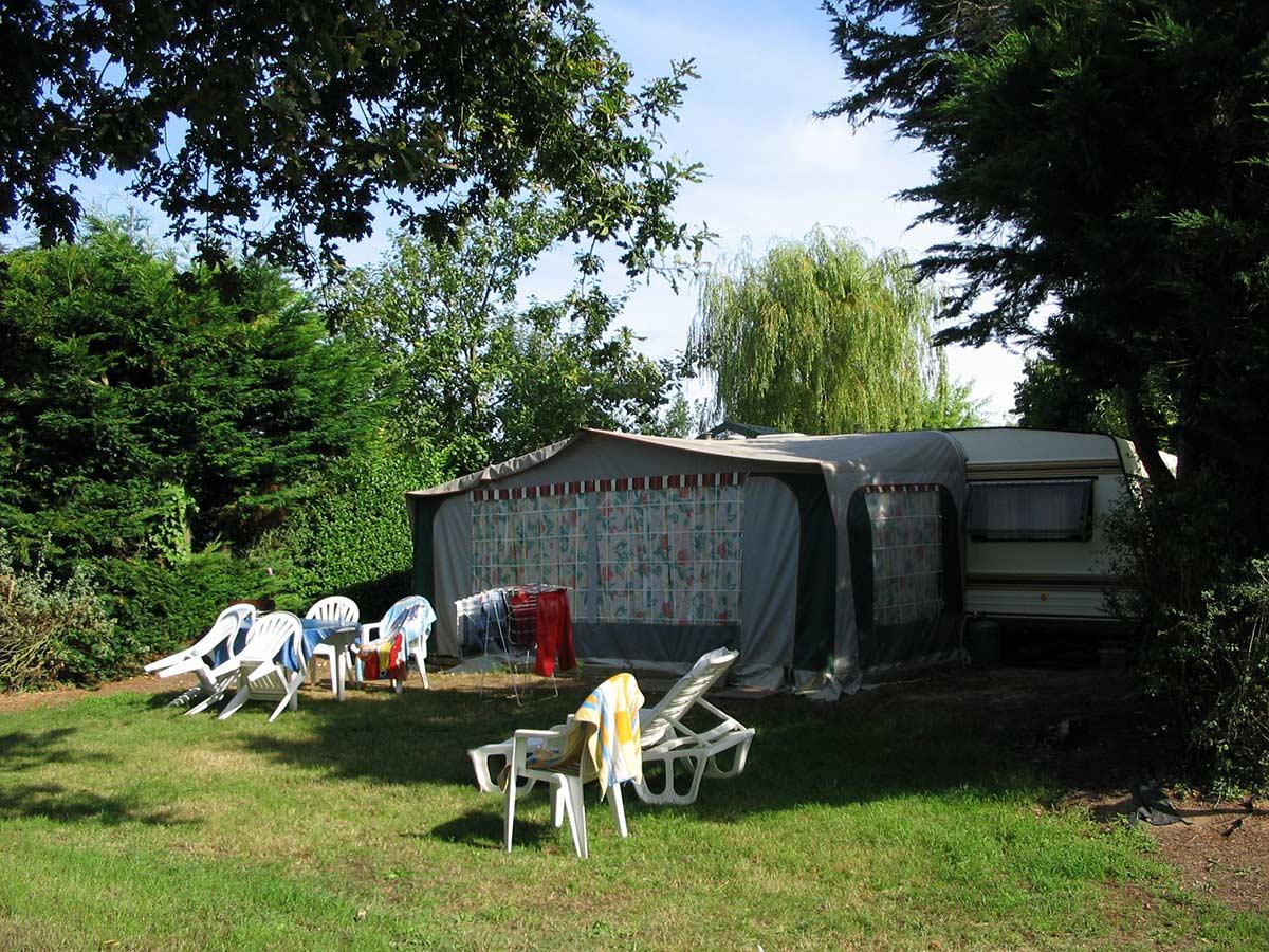emplacement caravane en Vendée