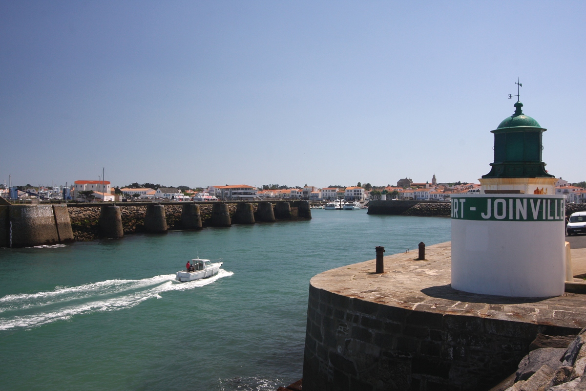port de l'ile d'yeu