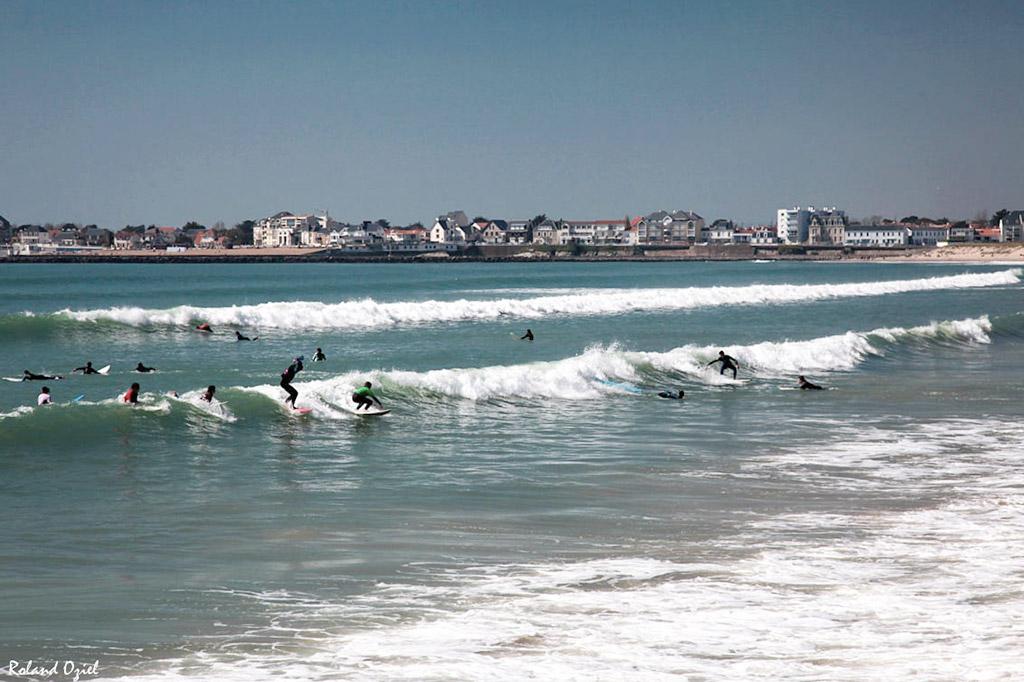 surf en vendée